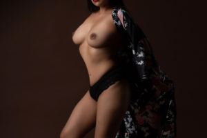 Tantra masseuse Andrea in Madrid