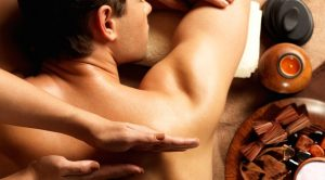 Express naturist massage in Madrid