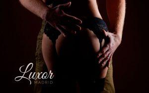 masaje lingam en Madrid