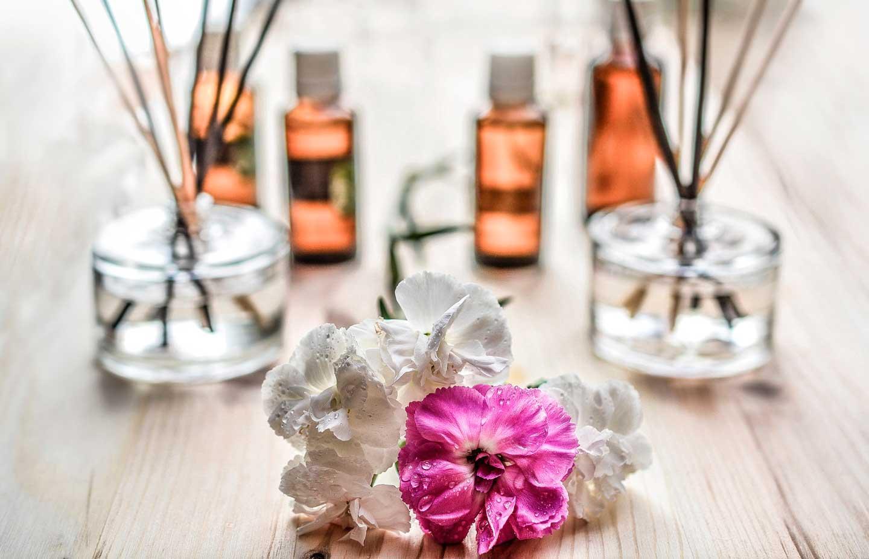 aceites esenciales para masajes eróticos