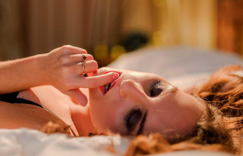 Técnicas sensuales de masaje