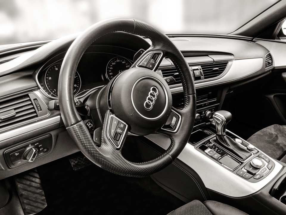Audi luxury car 2018
