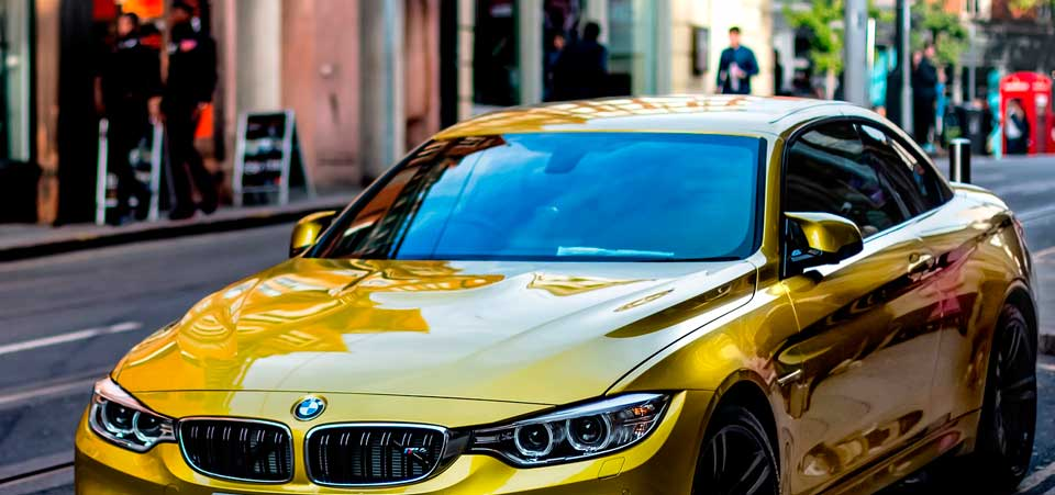 Bmw M4 Luxury Car