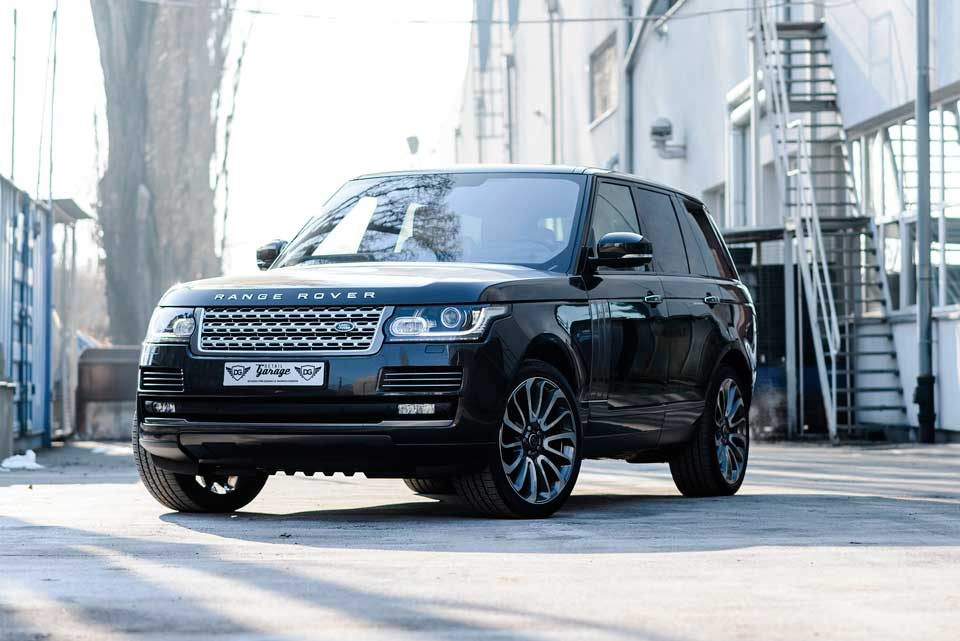 Luxury Car 2018 Range Rover