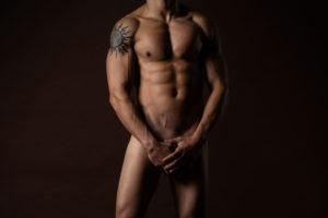 Tiago male massage therapist Madrid