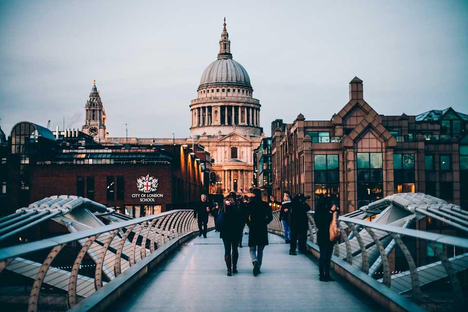Iglesia de Londres
