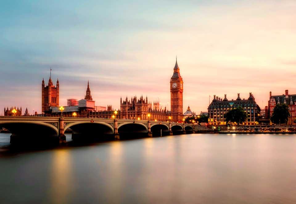 Centros de masajes en Londres