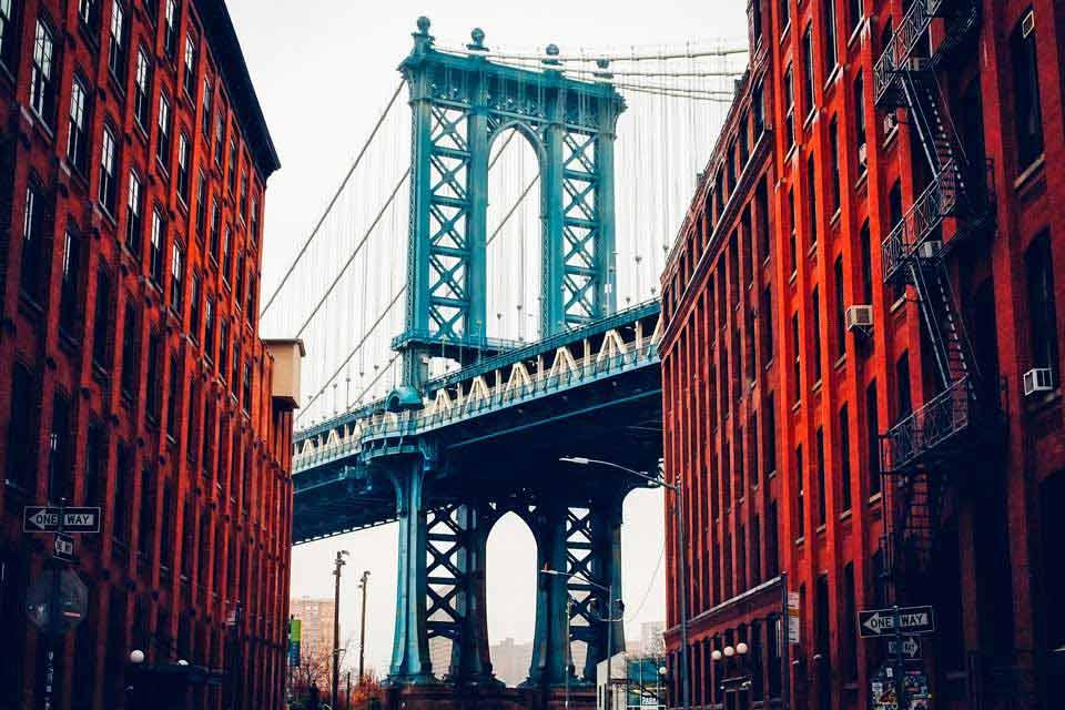 Puente en Nueva York