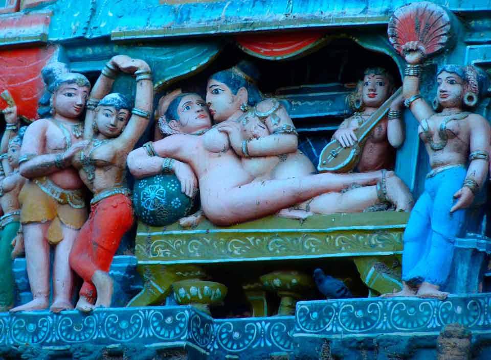 The Art of Kama Sutra