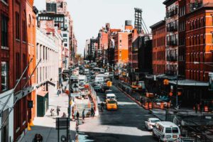 New York City massages