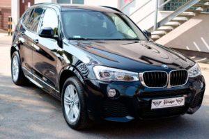 BMW gran turismo coche de lujo 2018