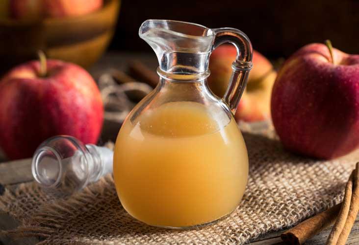 Vinagre de manzana afrodisiaco