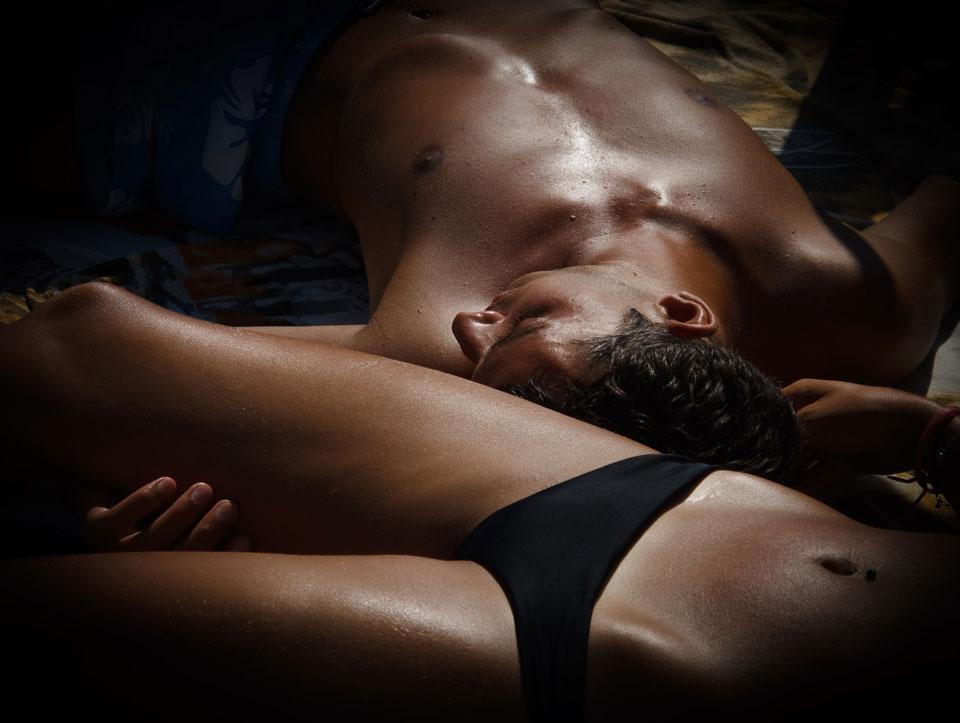 Masajes tántricos antiestrés para parejas