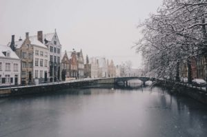 Travel in couple to Brugge