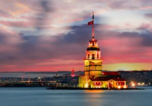 Travel in couple to Istambul