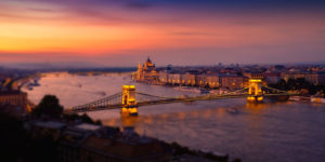 Viajar en pareja a Budapest