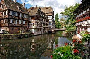 Viajar en pareja a Estrasburgo