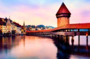 Viajar en pareja a Lucerna