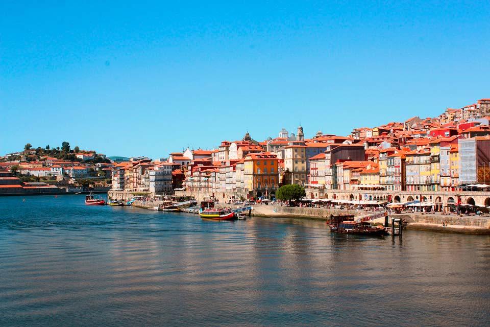 Viajar en pareja a Oporto