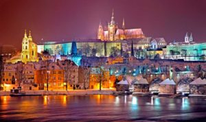Viajar en pareja a Praga
