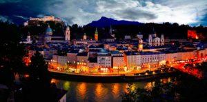 Viajar en pareja a Salzburgo