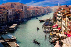 Viajar en pareja a Venecia