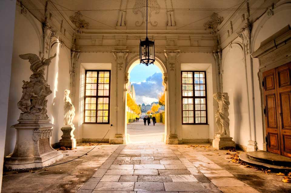 Viajar en pareja a Viena