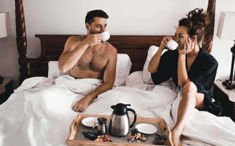 Genital massage and masturbation