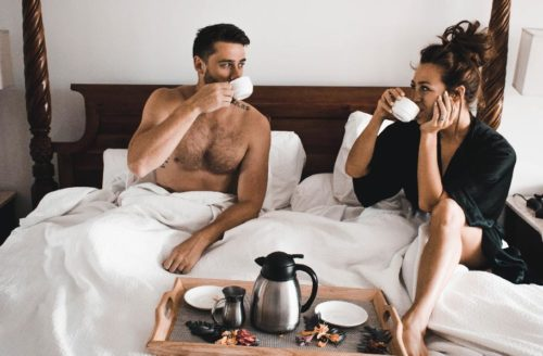 Masaje genital y masturbación en los masajes eróticos