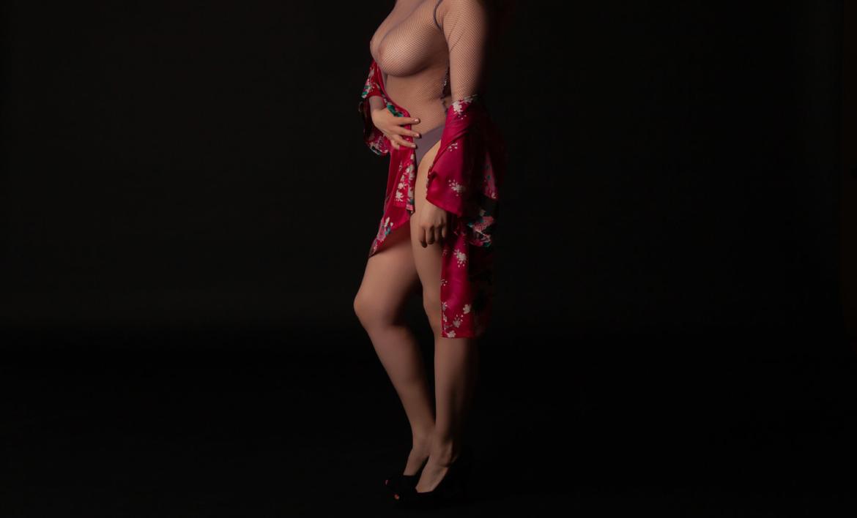 Natalia masajista sensual en Madrid