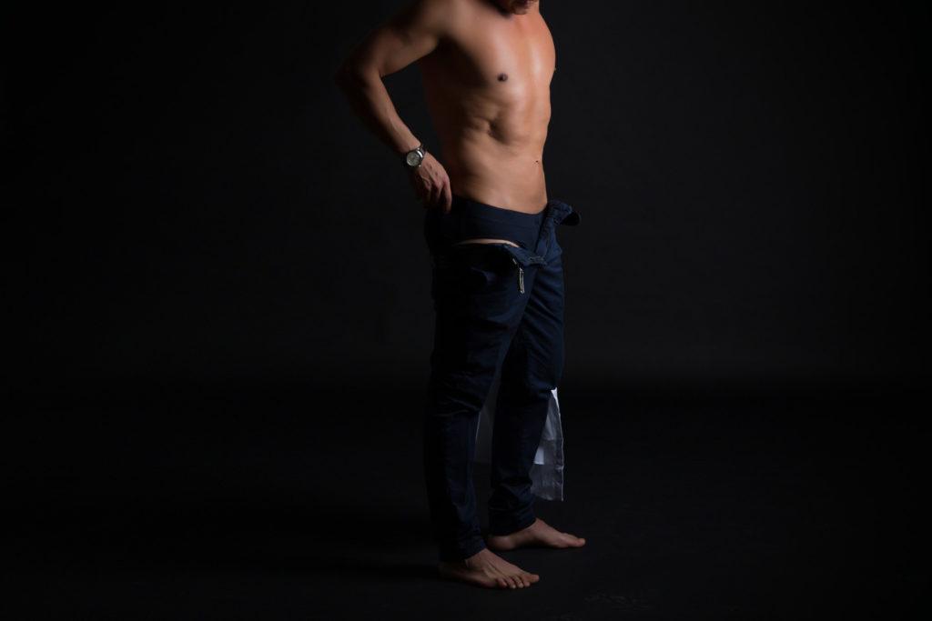 Gabriel masajista erótico gay Madrid