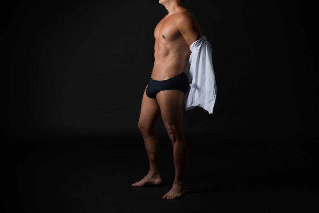 Gabriel masajista sensual gay Madrid