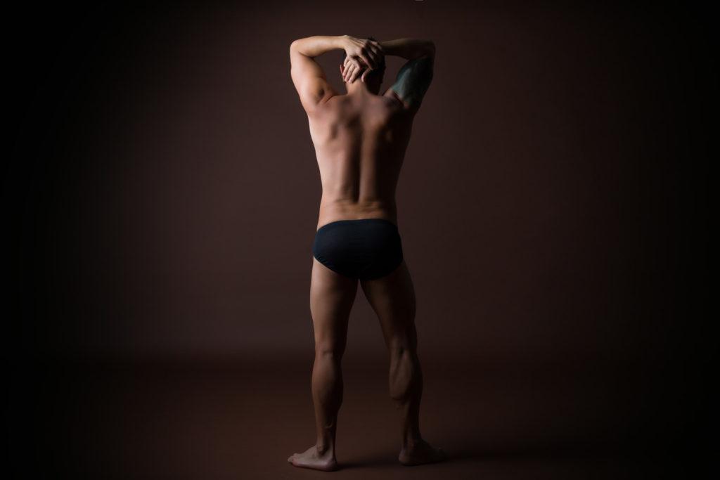 Gabriel masajista erótico gay en Madrid