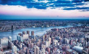 Plaza, una ciudad en Nueva York