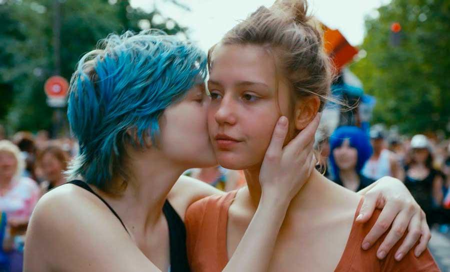 """Imagen de la película """"La vida de Adèle"""""""