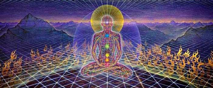 Los chakras: nuestros seis centros de energía vital