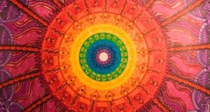 eye of the chakra