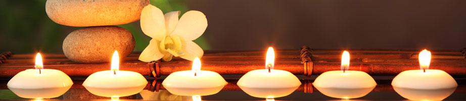 velas encendidas