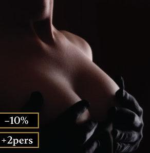 Descuento del 10% para dos personas