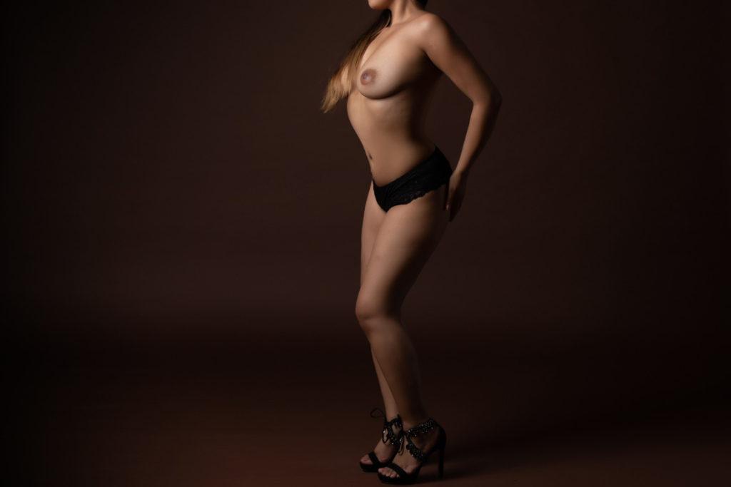Andrea masajista erótica Madrid