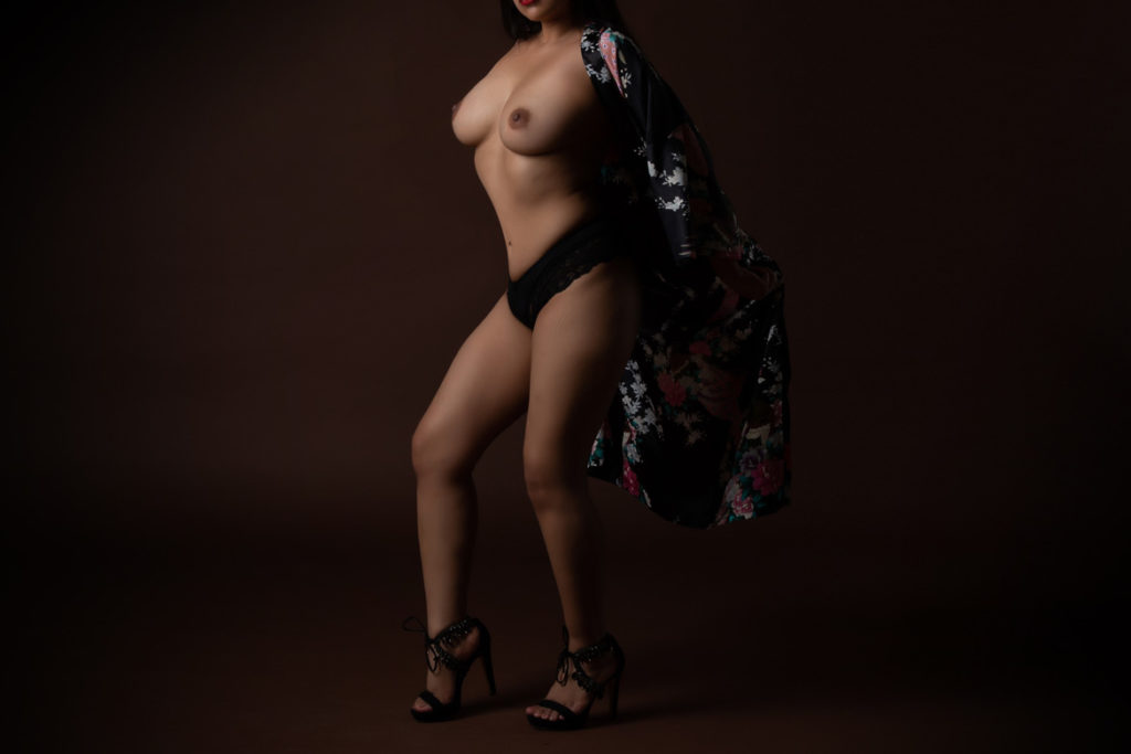 Andrea masajista erótica española