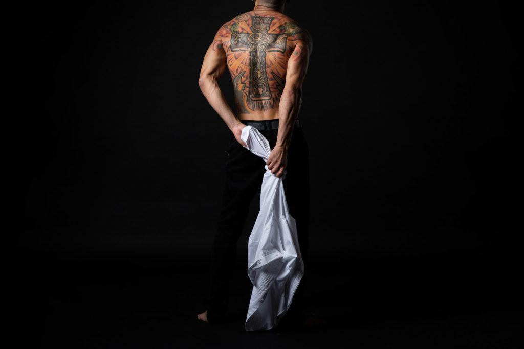 Tiago masajista bisexual Madrid