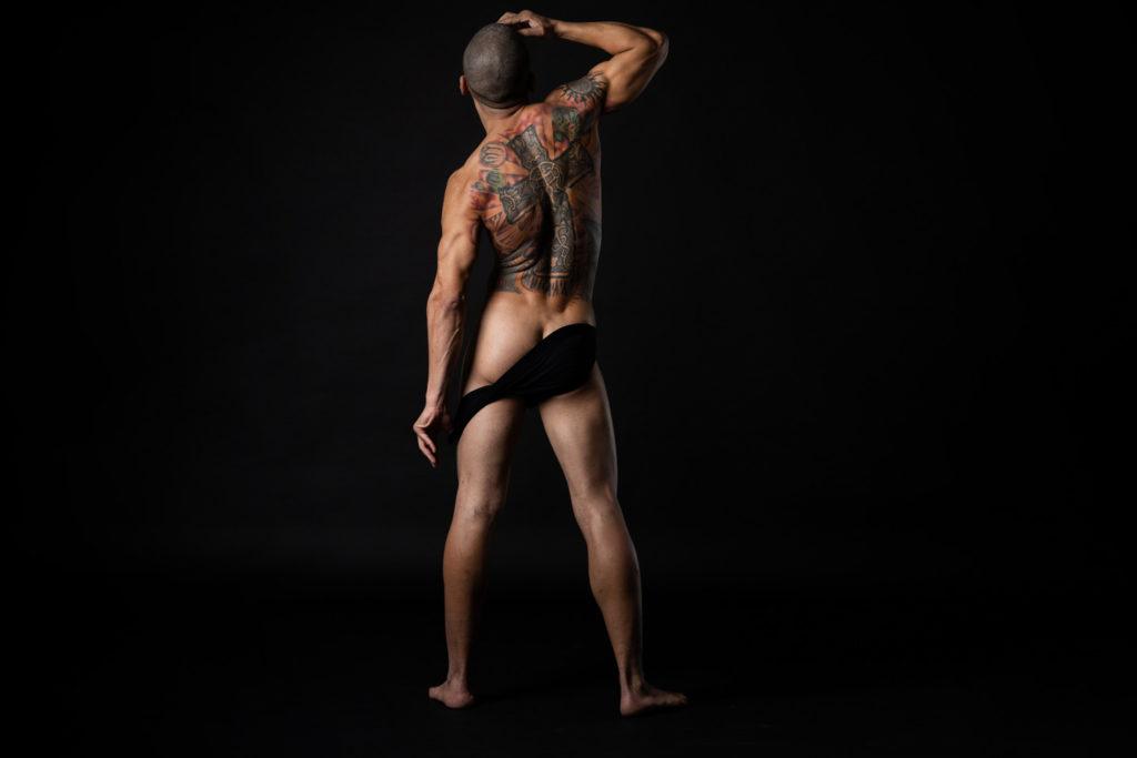 Tiago masajista gay Madrid