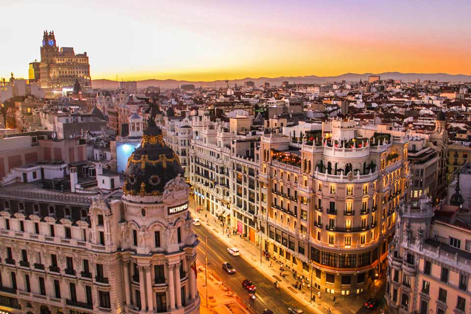 The most erotic places in Madrid