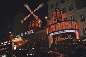 Erotic show in Madrid