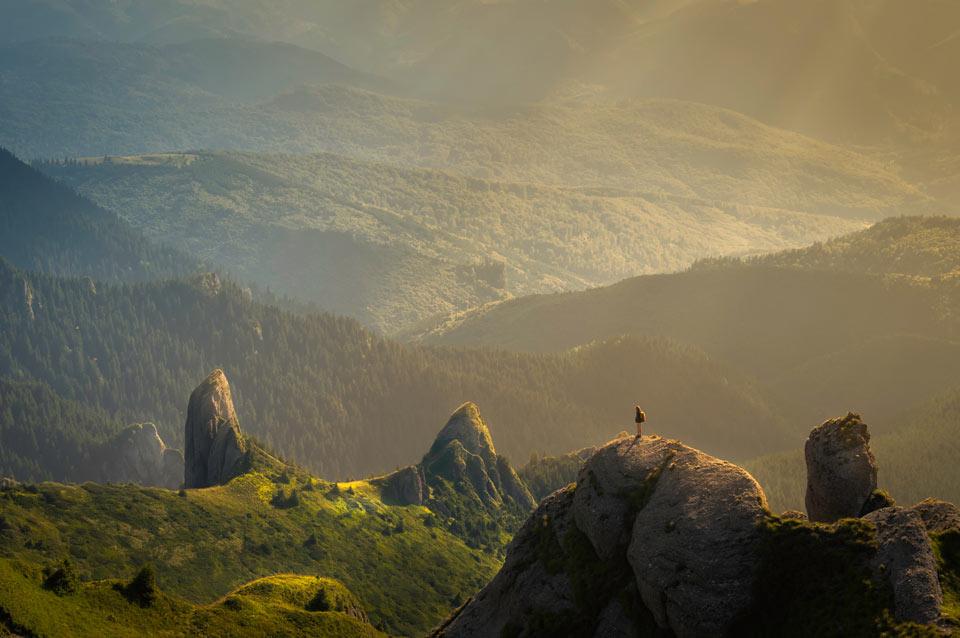 Montaña y naturismo